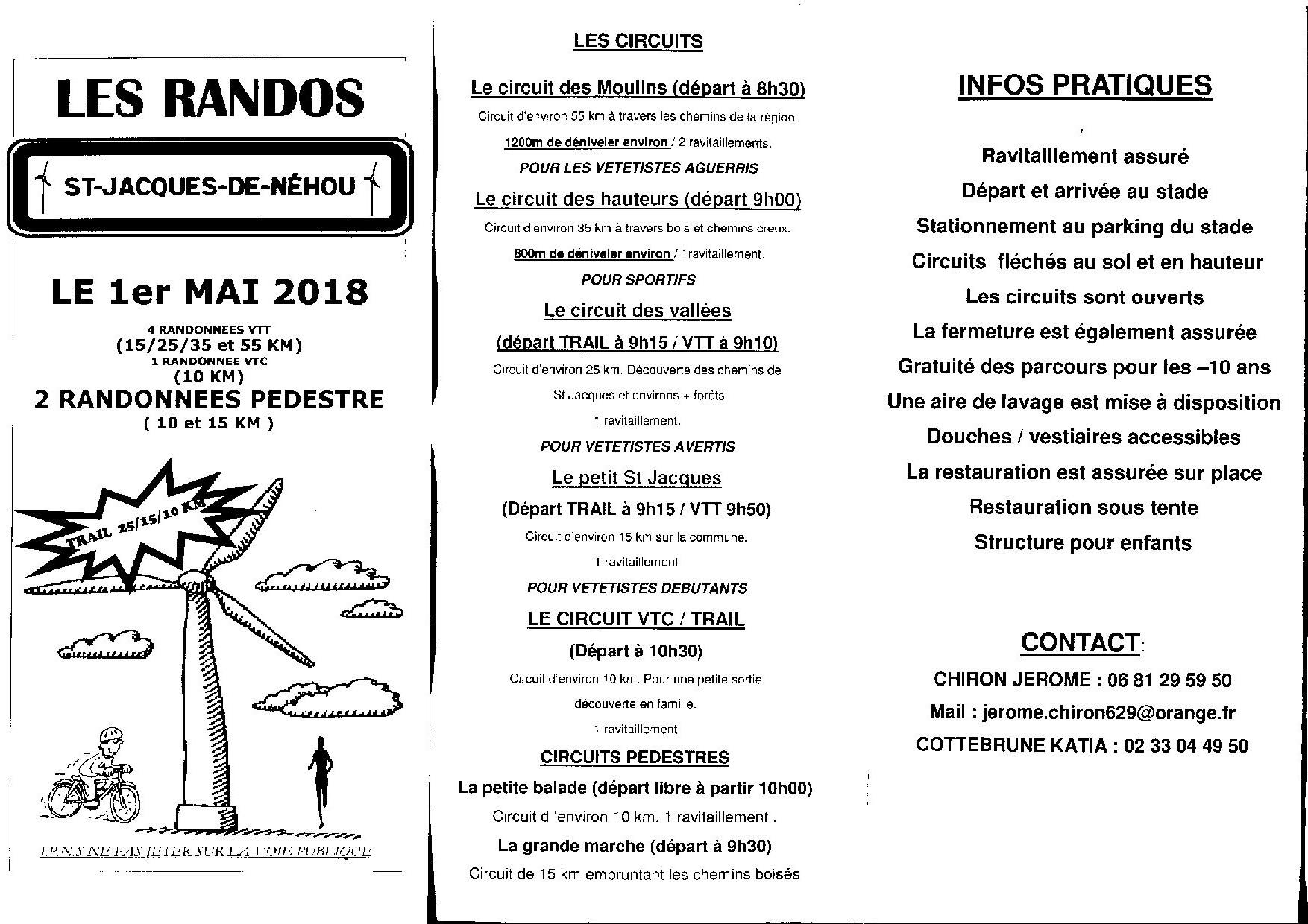 Calendrier Randonnee Pedestre Calvados.Manche Vtt Rendez Vous Vtt Du Mois De Mai 2018